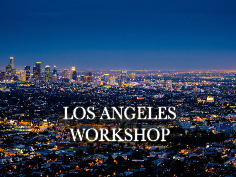 LOS ANGELES LEICA WORKSHOP