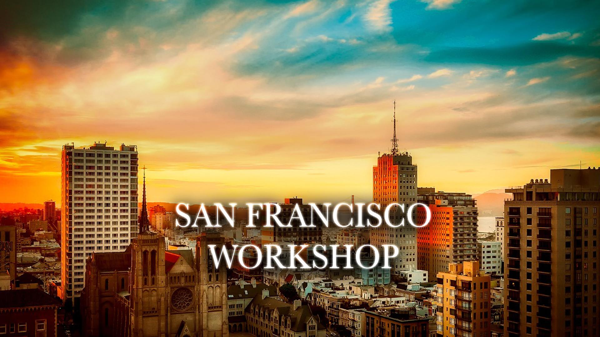 San Francisco leica workshop