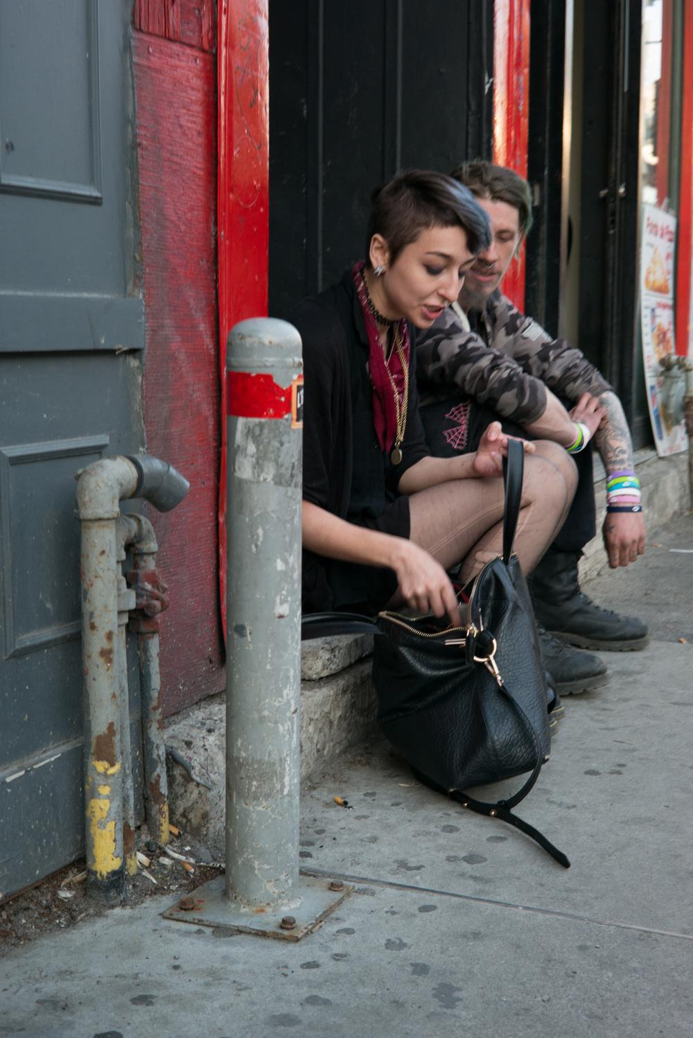 Zeiss Sonnar 50mm f/1 5 ZM Lens - Street Photography - LEICA