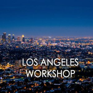 LOS ANGELES PHOTOGRAPHY WORKSHOP