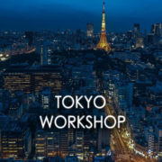 TOKYO PHOTOGRAPHY WORKSHOP
