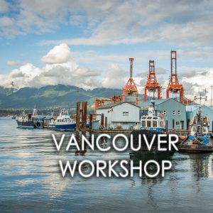 VANCOUVER PHOTOGRAPHY WORKSHOP