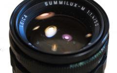 Leica Summilux 50mm f1.4 lens Review - Leica Review - Oz Yilmaz