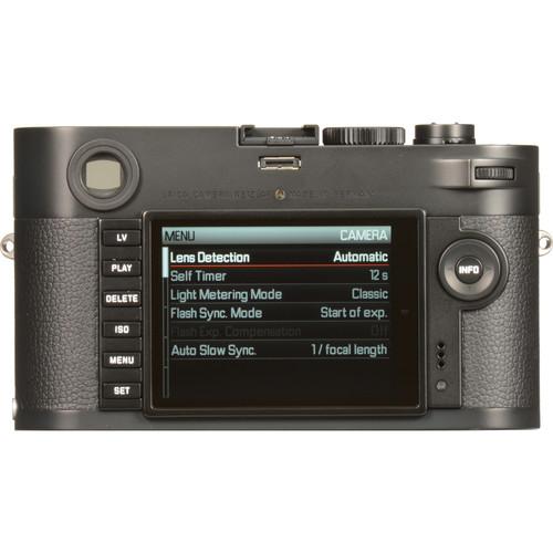 Leica M246 Monochrom Camera - Review - Leica Review - Oz Yilmaz