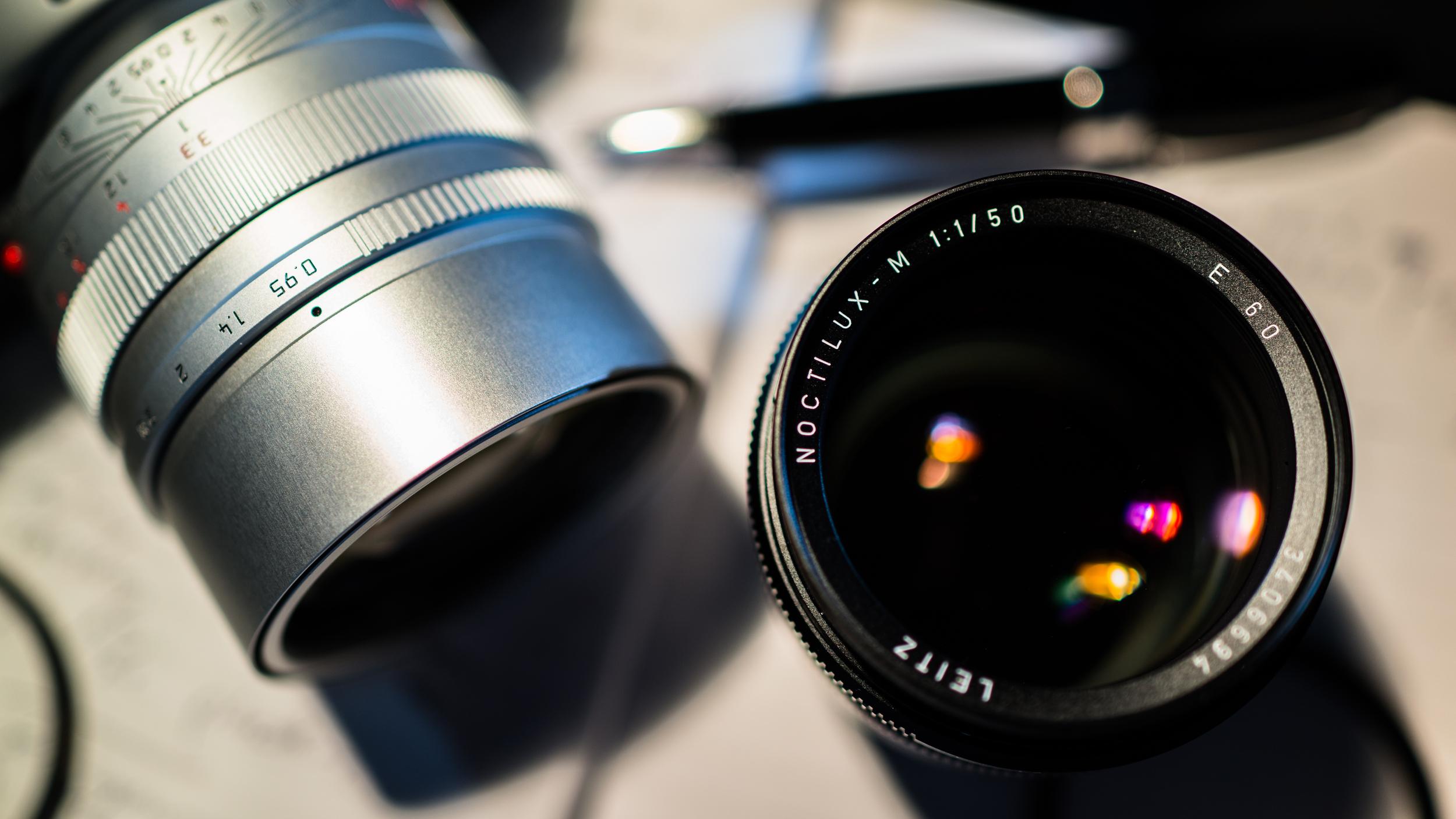 Leica Noctilux 50mm Lens – A Historical Review - Leica Review - Oz Yilmaz