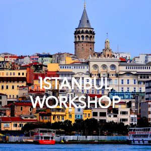 PHOTOGRAPHY WORKSHOP ISTANBUL